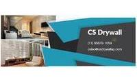 Logo de CS Drywall em Jardim Rosa de Franca