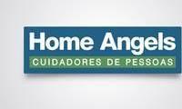 Logo de Empresa Home Angels Campinas Alphaville Barão Geraldo Cuidadores de Idosos  em Bairro das Palmeiras