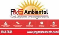 Logo de P&G Ambiental Aquecedores em Setor Morada do Sol