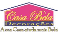 Logo Casa Bela Decorações em Campos Elíseos