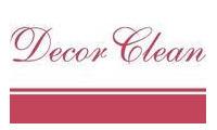 Logo Decor Clean em Cascadura
