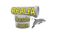 Logo de Realfa Artefatos de Concreto - Campinas em Jardim Conceição (Sousas)