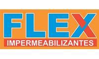 Logo de Flex Impermeabilizantes em Setor Urias Magalhães