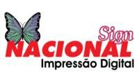 Logo de Nacional Impressão Digital em Jardim Chapadão