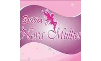 Logo Estética Nova Mulher em Pedreira