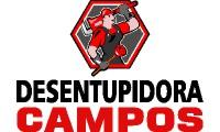Logo de Desentupidora Campos 24 Horas - Desentupimento Zona Sul
