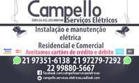 Logo Campello Serviços Elétricos