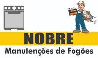Logo Nobre Manutenções de Fogões