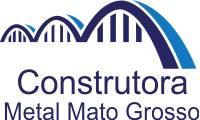 Logo Construtora Metal Mato Grosso em Ikaray