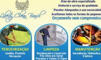 Logo de Liberty Clean Brasil Serviços Gerais Ltda em Campo Grande