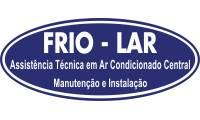 Logo de Frio Lar Assistência Técnica em Ar Condicionado e Centrais em Ibura