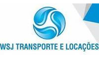 Logo de WSJ - Transporte de Água Potável