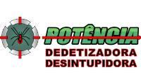 Logo Potência Dedetização em Parque das Amendoeiras II