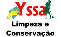 Logo Yssa Limpeza E Conservação em Nova Rosa da Penha