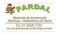 Logo Pardal Materiais de Construção em Vargem Grande