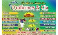 Logo de Uniformes & Cia em Real Copagri