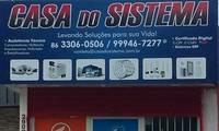 Logo de Casa do Sistema em Ilhotas
