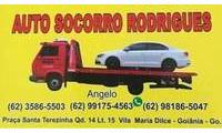 Logo de Auto Socorro Rodrigues h