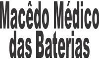Logo Médico das Baterias. em Praça 14 de Janeiro