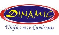 Logo de Dinamic Uniformes E Camisetas