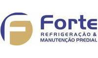 Logo de Forte Comercio Refrigeração e Manutenção Predial em Riacho Fundo I