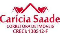 Logo de Carícia Saade Corretora de Imóveis em Mooca