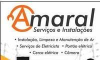 Logo AMARAL SERVIÇO E INSTALAÇõES  AR CONDICIONADOS em Cristo Rei