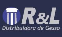 Logo de Rel Distribuidora de Gesso e Decoração