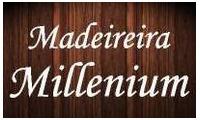 Logo Millenium Móveis Rústicos em Madeira em Guaratiba