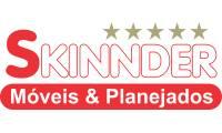 Logo Skinnder Móveis Planejados