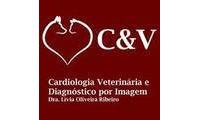 Logo de C&V Cardiologia Veterinária em Santo Antônio
