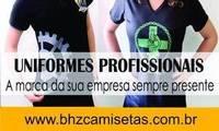 Logo BHZCAMISETAS UNIFORMES & CAMISAS DE FORMANDOS em Tupi B