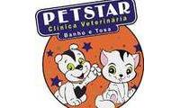 Logo Clínica Veterinária Pet Star em Vila São Paulo