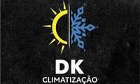 Logo DK CLIMATIZAÇÃO