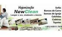 Logo de New Clean Lavagem A Seco