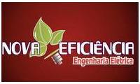 Logo de Nova Eficiência Engenharia Elétrica em Serraria
