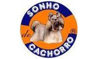 Logo de Veterinária Sonho de Cachorro em Silveira