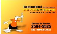 Logo Tamandua Dedetizadora em Rio Comprido