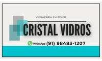 Logo de Cristal vidros - Vidraçaria em Belém