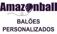 Logo de Amazonball Balões Personalizados - Manaus em Alvorada