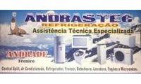 Logo Andrastec Refrigeração em Pedreira