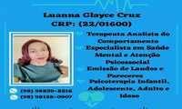 Logo de Consultório de Psicologia Luanna Glayce Cruz em Cohama