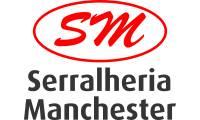Logo de Sm Serralheria Manchester em Jardim Novo Mundo
