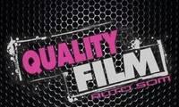 Logo Quality Film em Ingleses do Rio Vermelho