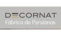 Logo de Decornat Fábrica de Persianas em Vila Formosa