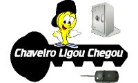 Logo de Chaveiro Ligou Chegou em Adrianópolis