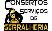 Logo de Consertos - Serviços de Serralheria em Residencial Itaipu