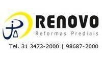 Logo de BH Pintura de Fachadas Renovo Reformas em Belo Horizonte MG Brasil em Cidade Nova
