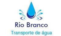 Logo de Rio Branco Transporte de Água Potável 24 Horas