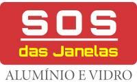 Logo SOS das Janelas em Suzana